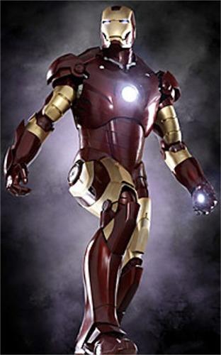 Iron Man Theatrical Trailer 2008